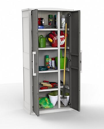 צעיר מחסן / ארון אופטימה וונדר 178 - כתר פלסטיק | פתרונות אחסון | ארונות ZU-69